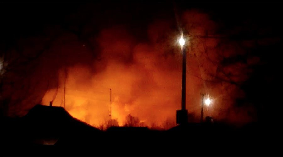Ukrayna'da sıcak saatler: Bir şehir boşaltılıyor