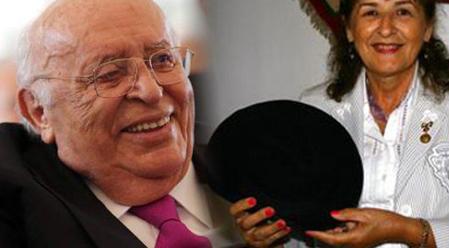 FOTO:DHA- Süleyman Demirel'le özdeşleşen fötr şapka 2 bin liraya satılmıştı.