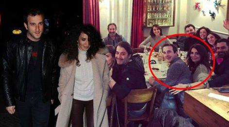 Songül Öden ve Fatih Artman'ın doğum günü kutlamasından görüntüleri ortaya çıktı