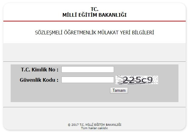 sozlesmeli-ogretmenlik-mulakat-yeri-sorgulama-sayfasi