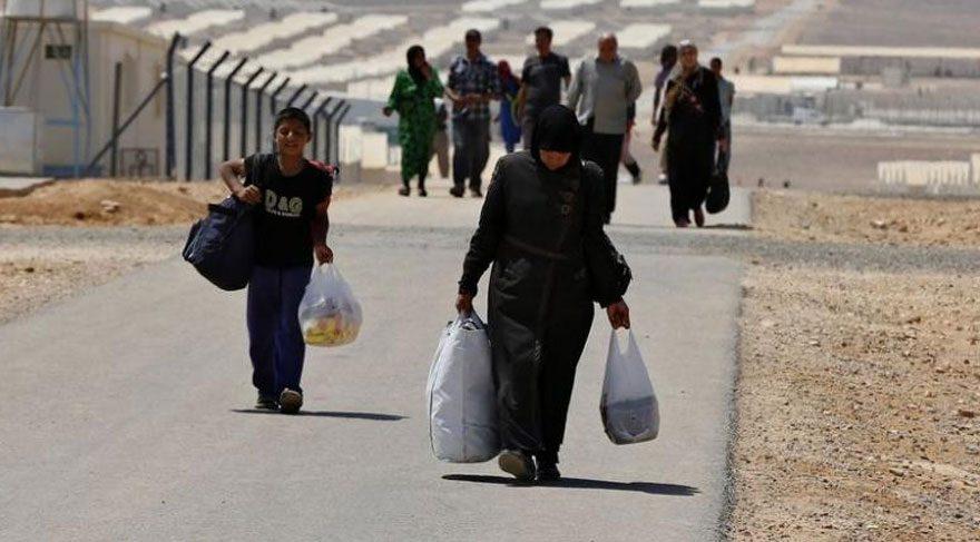 Suriye'yi terk edenlerin sayısı 5 milyonu aştı