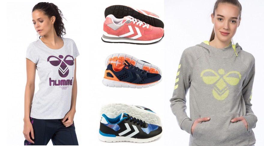Trendyol indirim kampanyası: Hummel spor giyim, ayakkabı ve çantalarda indirim!