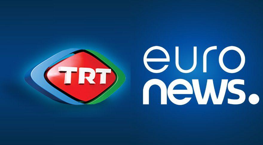 TRT, euronews'in en büyük dördüncü ortağıydı.