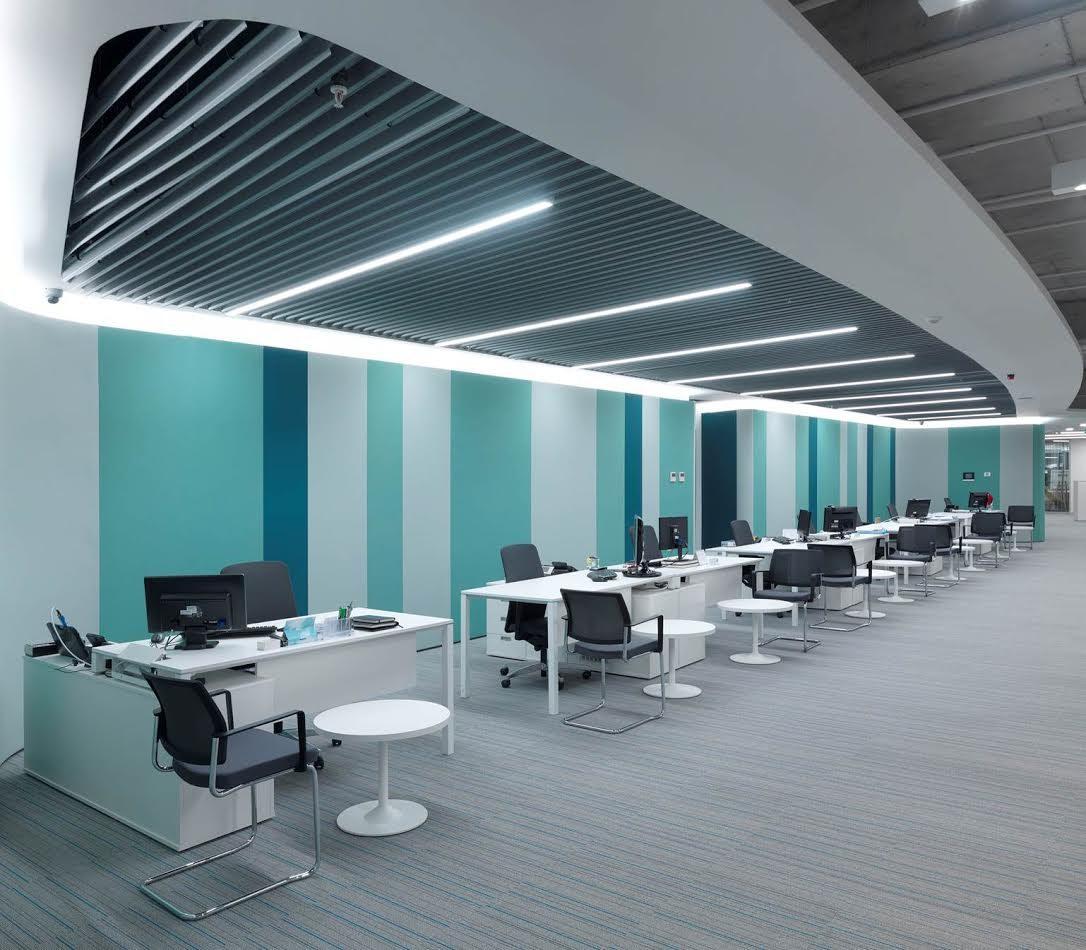 Denizbank Finansal Hizmetler Grubu'nun 8 şirketi Zincirlikuyu'ndaki Deniz Tower'da toplanmış. Böylece ortaya tek bir komplekste en çok çalışan barındıran yapıyı ortaya çıkarıyor.