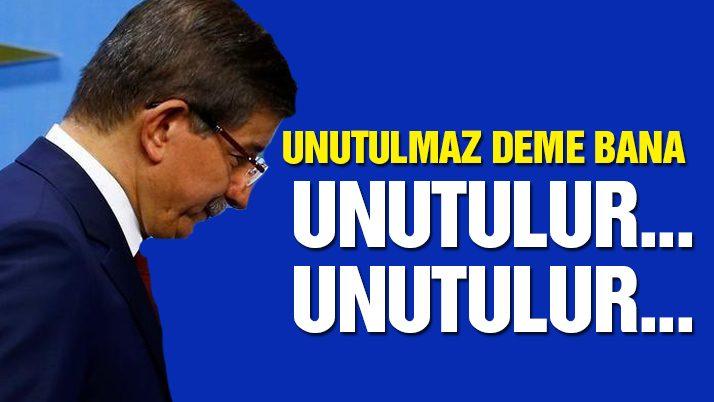 Konya'da referandum öncesi fuar… Davutoğlu'nu davet etmediler!