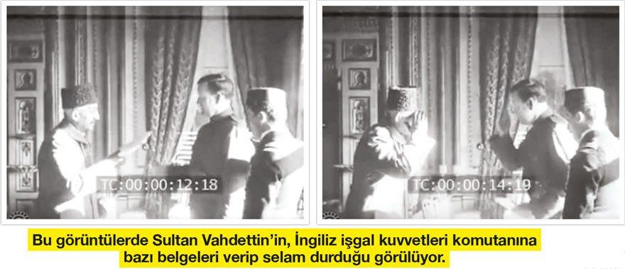 İstanbul'un işgali Vahdettin ile ilgili görsel sonucu