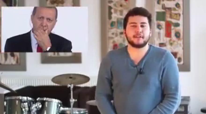 'Hayır Nedir' videosu çekti, ardından tutuklandı