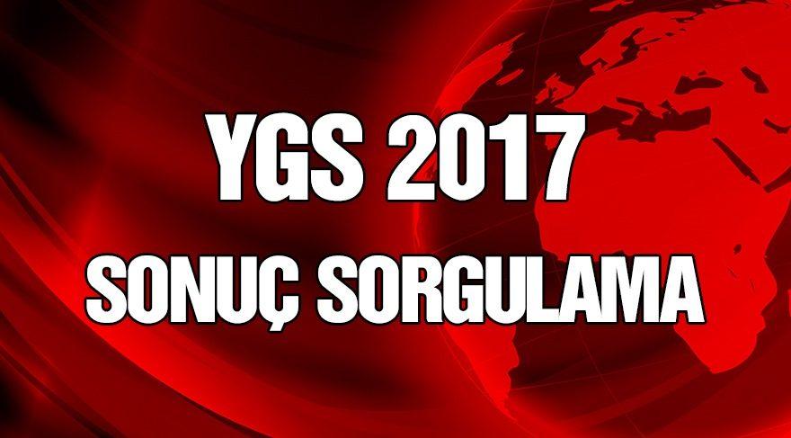 Osym Sorgulama 2017 Ygs Sonuclari Ilan Edildi Son Dakika