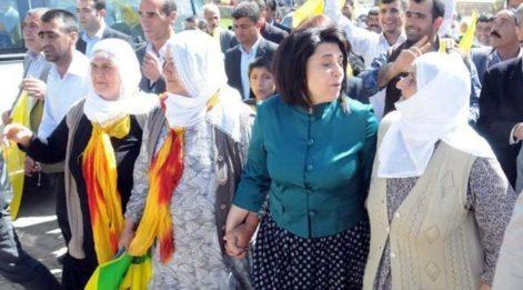 HDP'li Leyla Zana hakkında 20 yıla kadar hapis cezası istemi