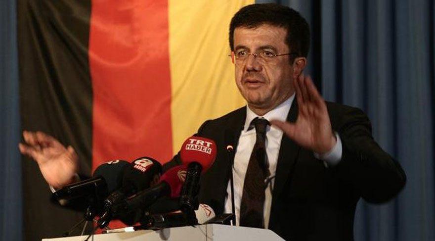 Baykal protesto etti, Zeybekçi konuştu