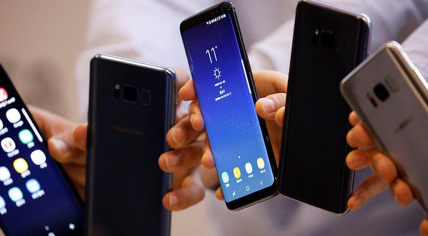 Galaxy S8, Samsung hisselerini yükseltti