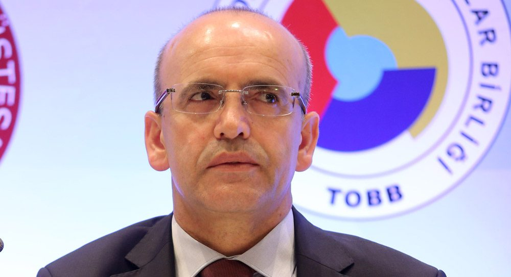 Mehmet Şimşek'ten IMF'ye tepki