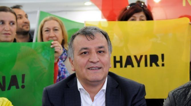 HDP'li Toğrul: Gözaltı furyası tamamen referanduma yönelik