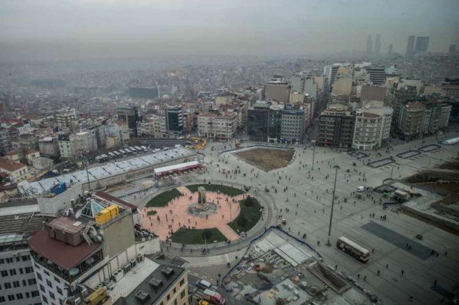 İstanbul'daki meydanların altına da otopark düşünülüyor