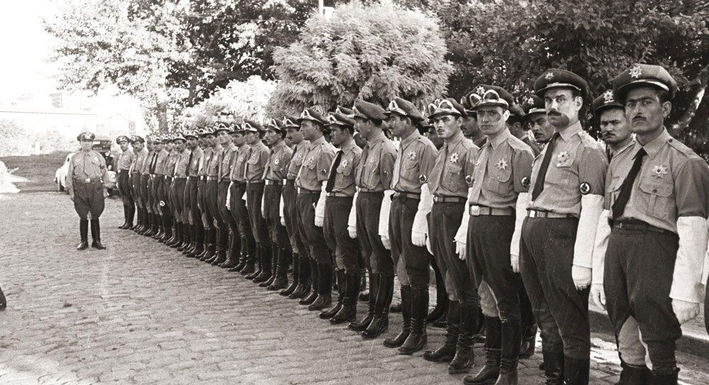 Türk Polis Teşkilatı Yıl: 1954 Kaynak: Depo Photos