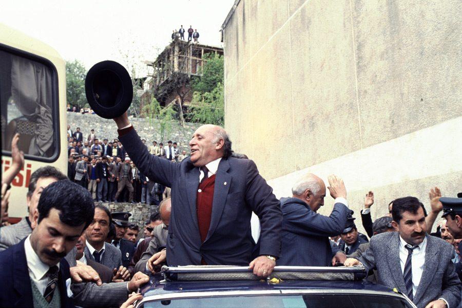 FOTO:depophotos - 1987 referandumu ile Süleyman Demirel, Bülent Ecevit, Necmettin Erbakan, Alparslar Türkeş gibi siyasilerin yasakları sona erdi.