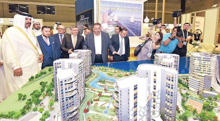 Türk inşaatçılardan Katar çıkarması