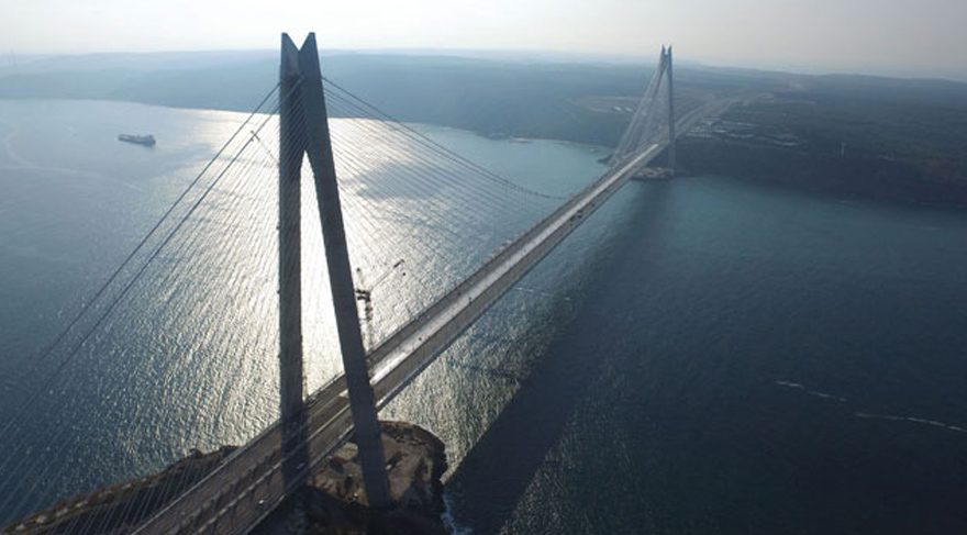 İki köprünün geliri de Yavuz Sultan Selim Köprüsü'ne yetmiyor