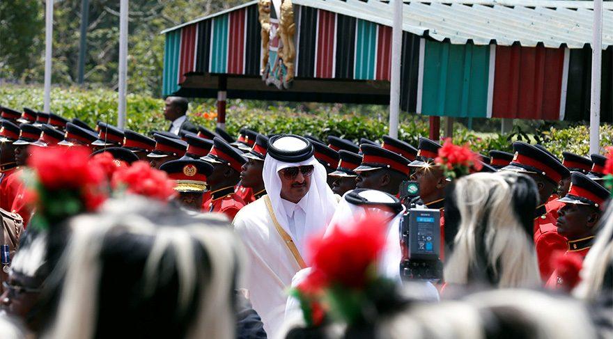 Irak'ta kaçırılan Katarlılar serbest bırakıldı