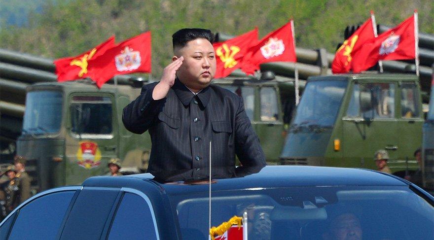 Kuzey Kore, ABD'yi vurmak için tarih verdi