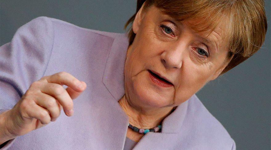 Merkel: Türkiye'nin üyeliğinin taraftarı olmadım