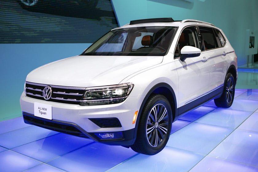 Tiguain 2018 Fotoğraf: Volkswagen