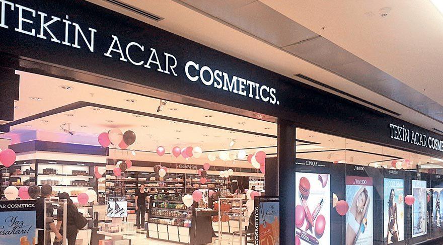Kozmetik devinden Fransızlara satış