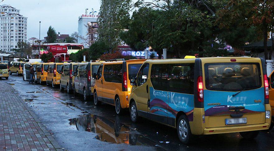 İstanbul minibüslerine ve dolmuşlarına kamera geliyor