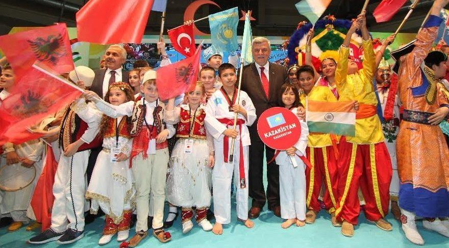 Çocuklar için 23 Nisan Uluslararası Çocuk ve Bilim Festivali