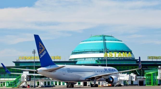 Türk yolcu Astana'da uçaktan indirildi