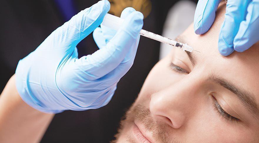 Botox'un erkek hali Brotox