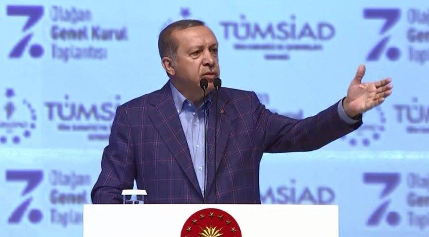 Erdoğan: Yastığın altındakini çıkarın
