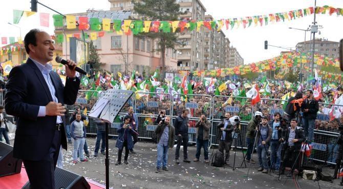 HDP'li Buldan: AKP'yi iktidar yapan Kürtler, yarın iktidardan düşürecek