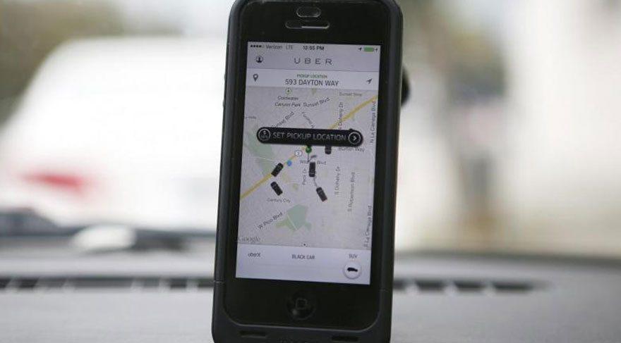 Uber İtalya'da yasaklandı