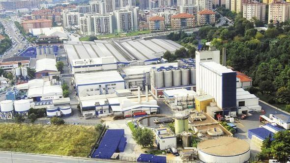 Efes Merter'deki fabrikasında üretimi durdurdu