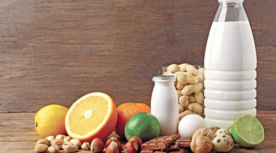 Hangi besinler alerji yapar?