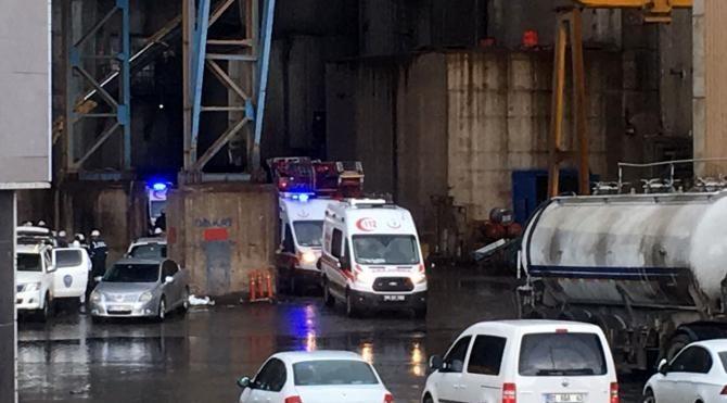 Fabrikada flor gazı sızıntısı: 1 işçi öldü, 3 işçi zehirlendi