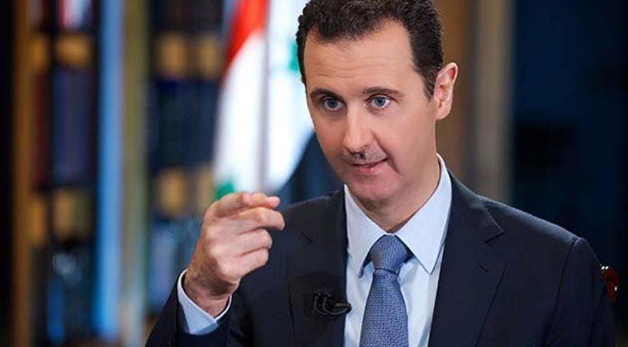 Esad, IŞİD lideri Bağdadi'nin yakalandığı iddialarını yalanladı