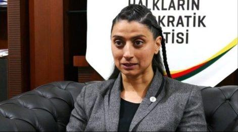 Gözaltına alınan HDP'li Uca, ifadesinin ardından serbest kaldı