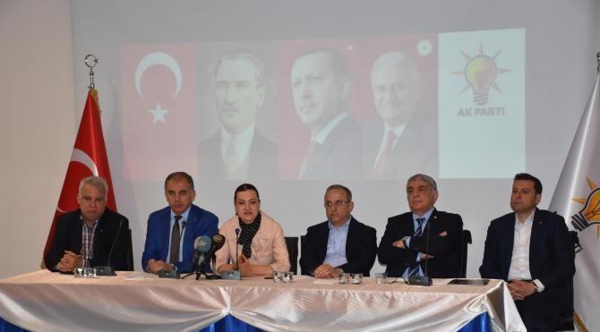 AK Partili Kocabıyık: Seçim sonuçlarını tartışmaya açmak Türkiye'nin itibarına zarar veriyor