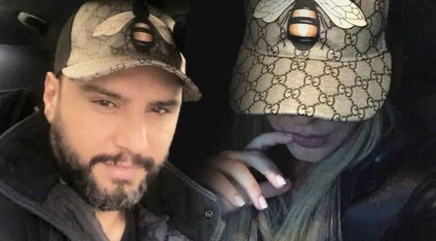 Eda Erol Alişan'ın şapkasıyla aşkını ilan etti. Gelen yorumlar Erol'u sinirlendirdi