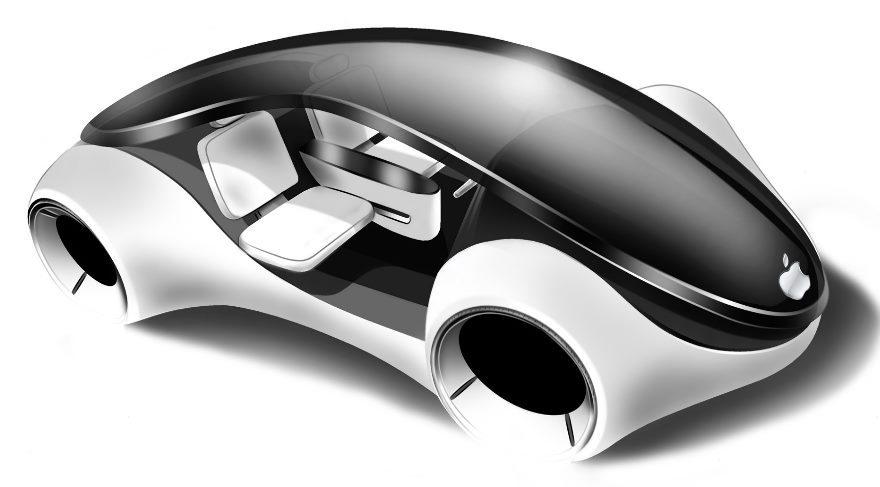 Apple'ın sürücüsüz aracı iCar yolda mı?