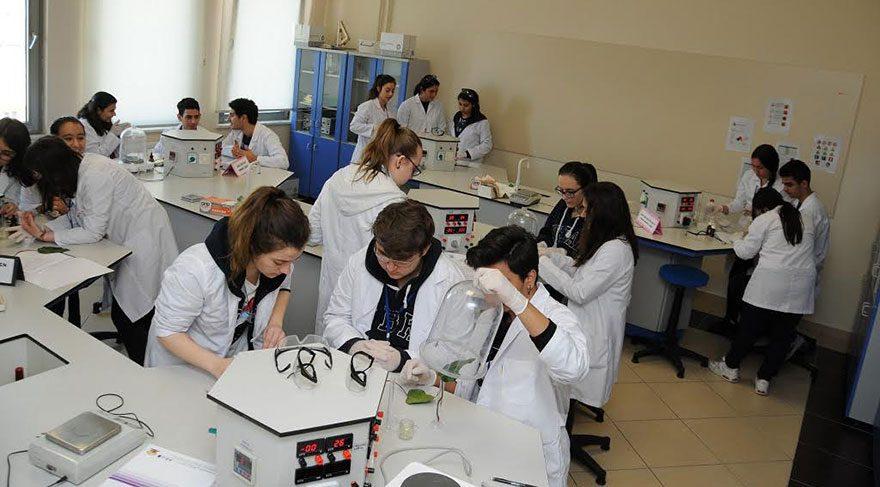 Genç bilimciler 'Aktif Deney Yarışması'nda buluştu