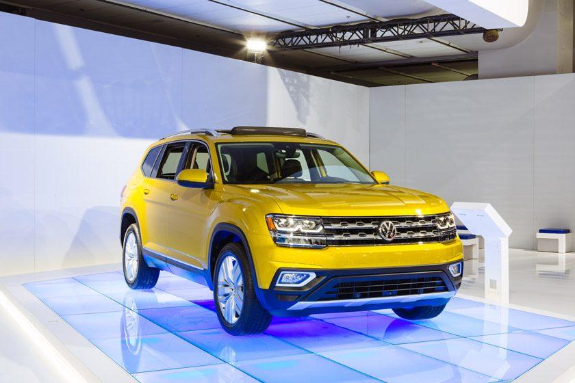 Atlas Fotoğraf: Volkswagen