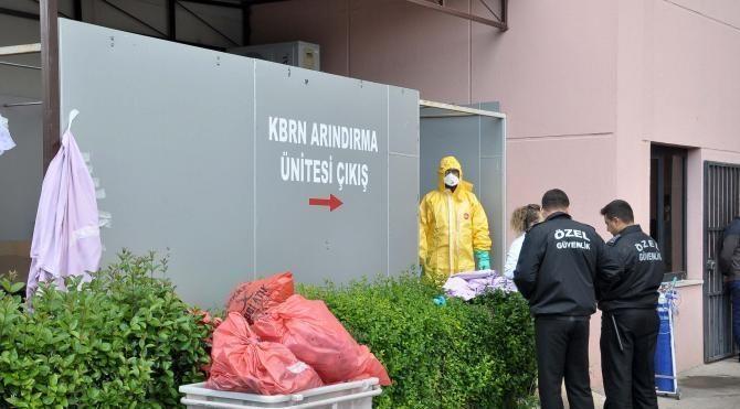 Fabrika'da gaz sızıntısı: 3 ölü, 12 yaralı (2) yeniden