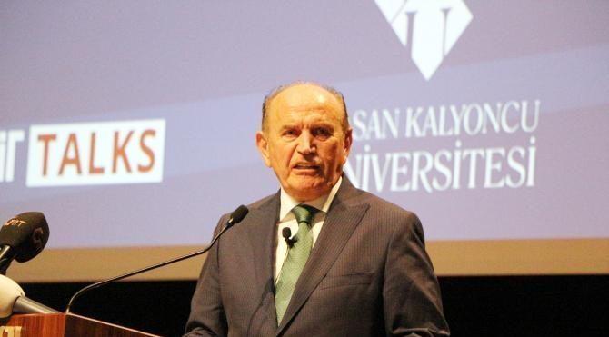 Kadir Topbaş, Gaziantep'te liderliği anlattı