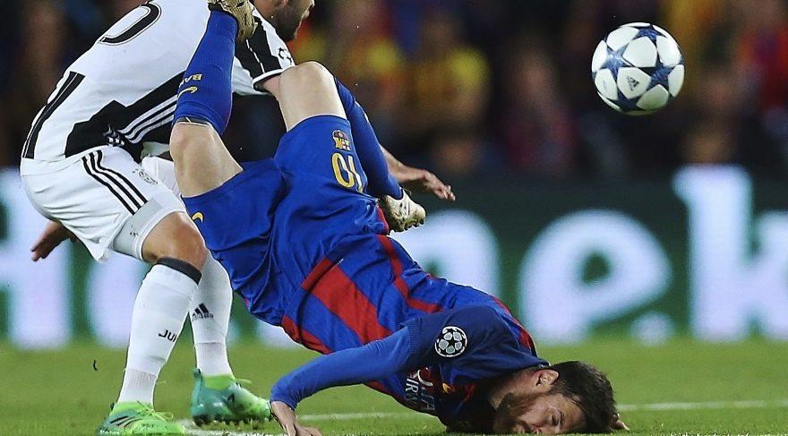 Barcelona – Juventus maç özeti izle: Juventus, Barcelona mucizesine son verdi!