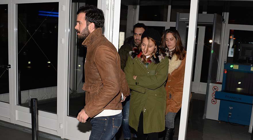 """Barış Arduç, sevgilisi Gupse Özay'ın """"Ömürlük sözleşme yaptık"""" demesinin ardından ilk kez konuştu"""