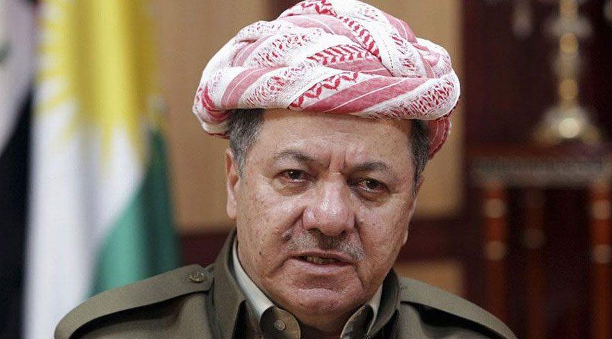 Barzani'den referandum açıklaması: Geri adım yok
