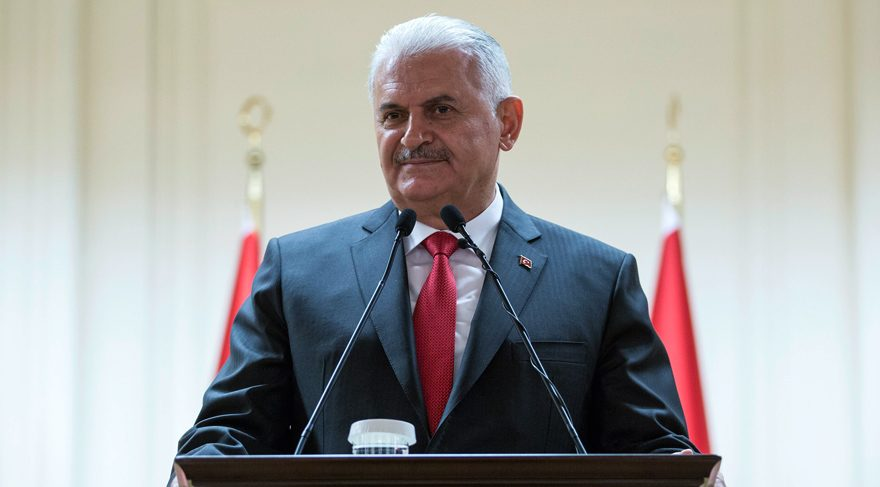 Başbakan'dan CHP'ye Danıştay yanıtı